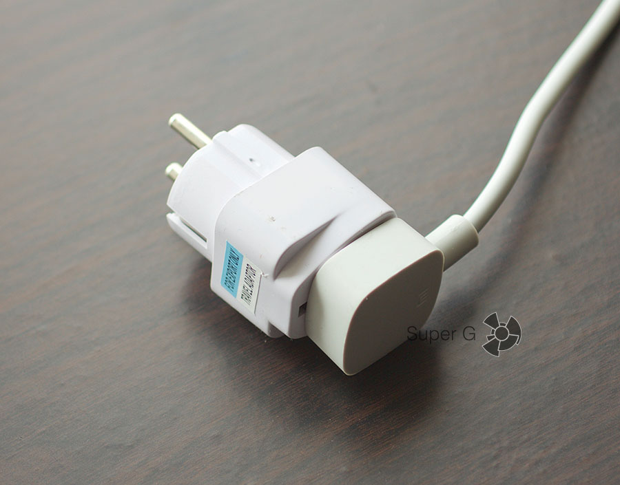 Переходник для вилки Xiaomi Power Strip