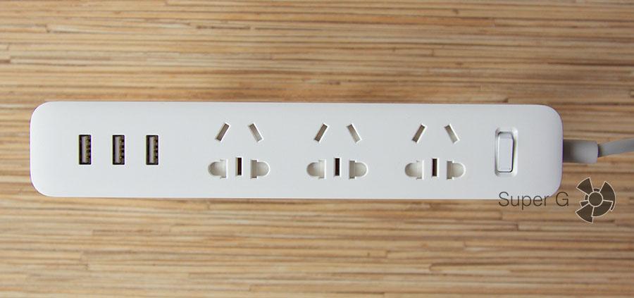 Xiaomi Power Strip цена купить скидка