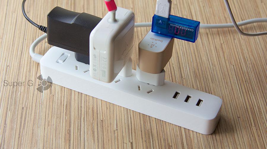 Подключение Xiaomi Power Strip