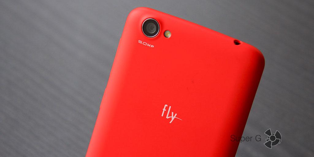 Fly Nimbus 7 FS505 отзывы о смартфоне