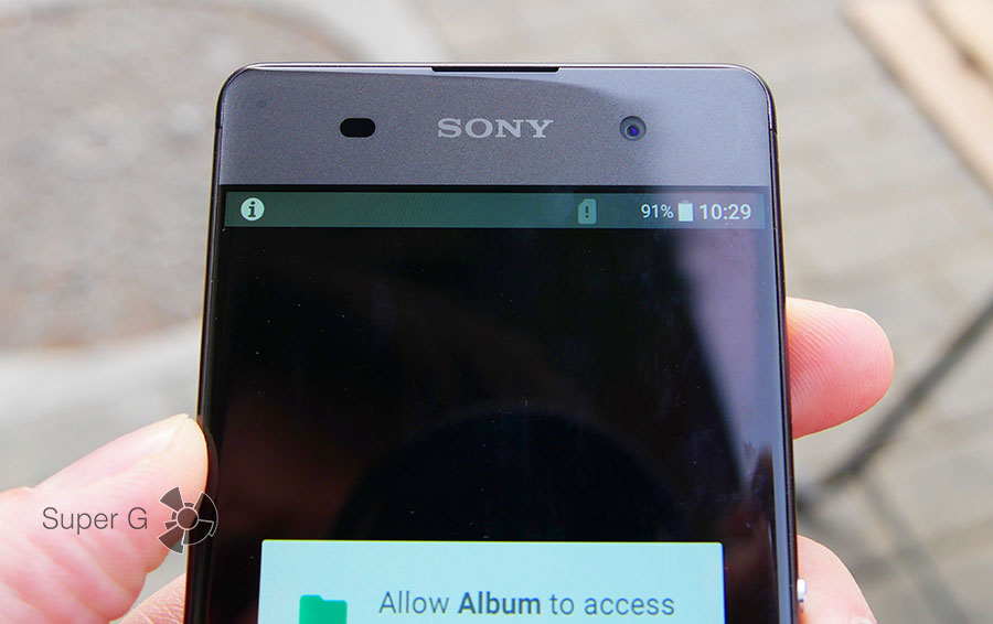 Sony Xperia XA цена и где купить в Европе