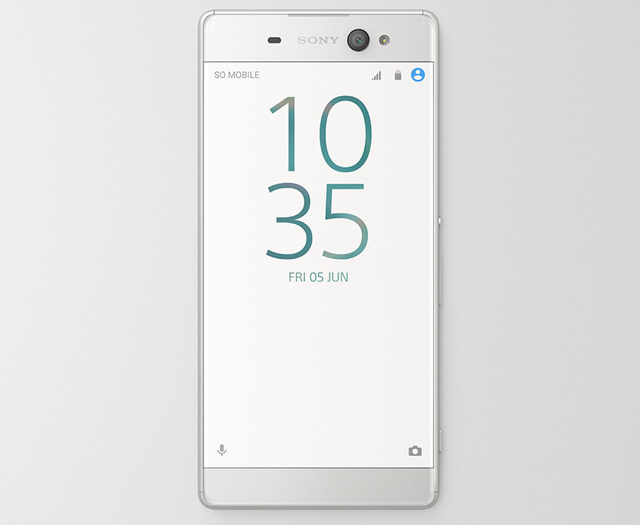 Sony Xperia XA Ultra серебристый