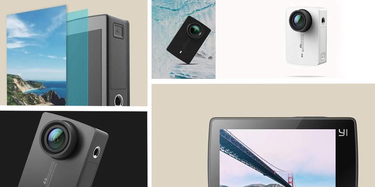Xiaomi YI Action Camera 2 характеристики и дата выхода
