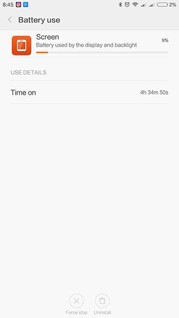 Время автономной работы Xiaomi Mi Max