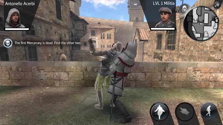 Игра Assassin`s Creed Identity и Xiaomi Mi Max (2)
