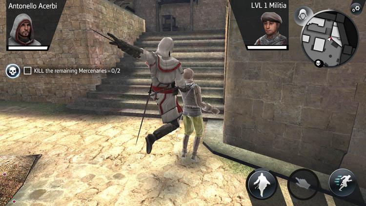 Игра Assassin`s Creed Identity и Xiaomi Mi Max