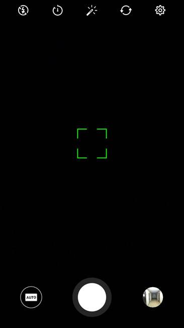 Интерфейс камеры Meizu M3 mini