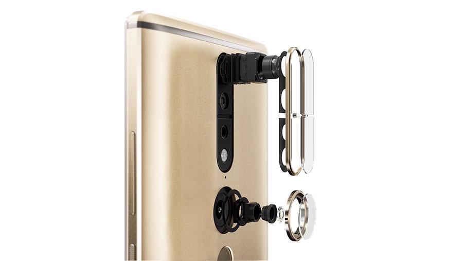 Камера Lenovo PHAB2 Pro