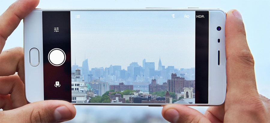 Камера OnePlus 3