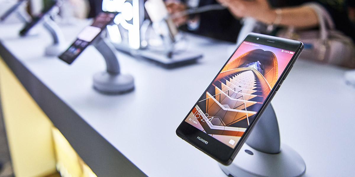 Краткий обзор Huawei P9