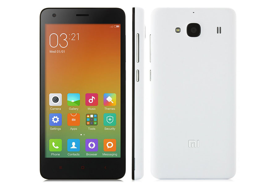 Официальная цена на Xiaomi Redmi 2 в России