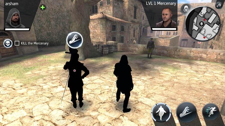 Ошибка текстур в игре Assassin`s Creed Identity