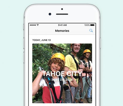 Переработанное приложение Фото для iOS 10