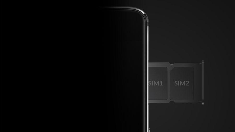 Поддержка двух Nano SIM-карт OnePlus 3