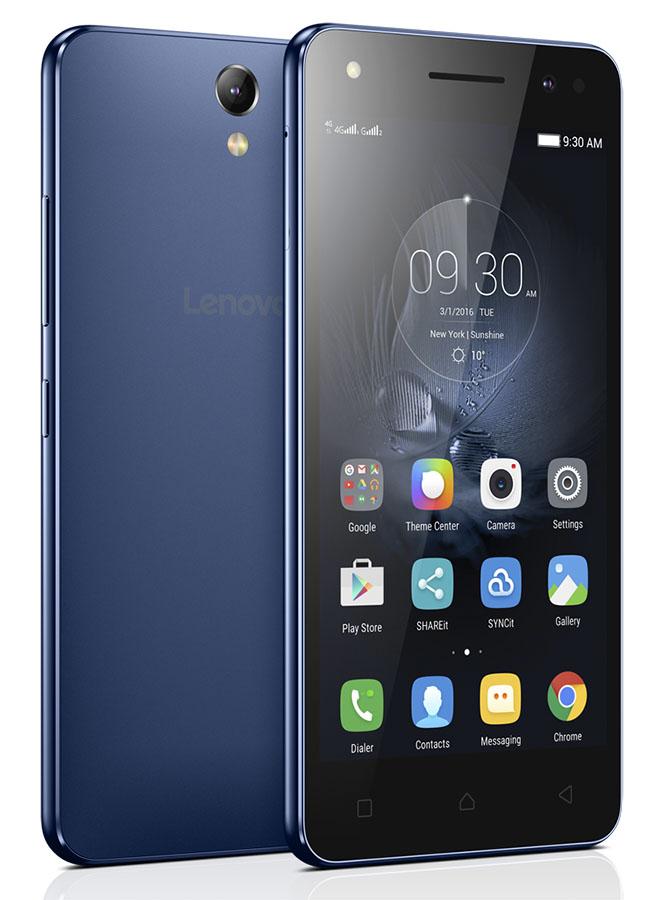 Синий Lenovo Vibe S1 Lite