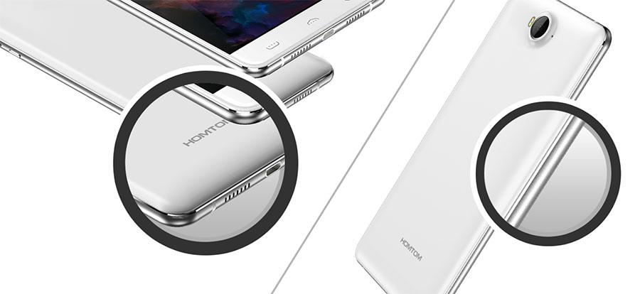 Смартфон HomTom HT10 работает на базе MediaTek Helio X20
