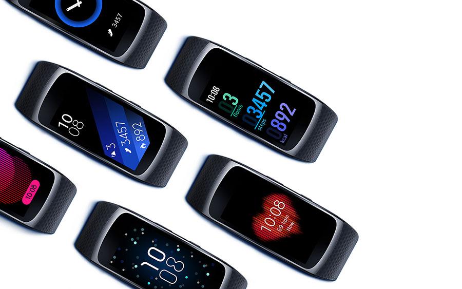 Функциональность Samsung Gear Fit 2