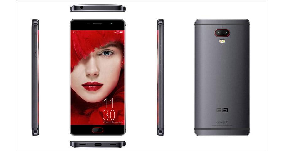 Характеристики смартфона Elephone P9000 Edge