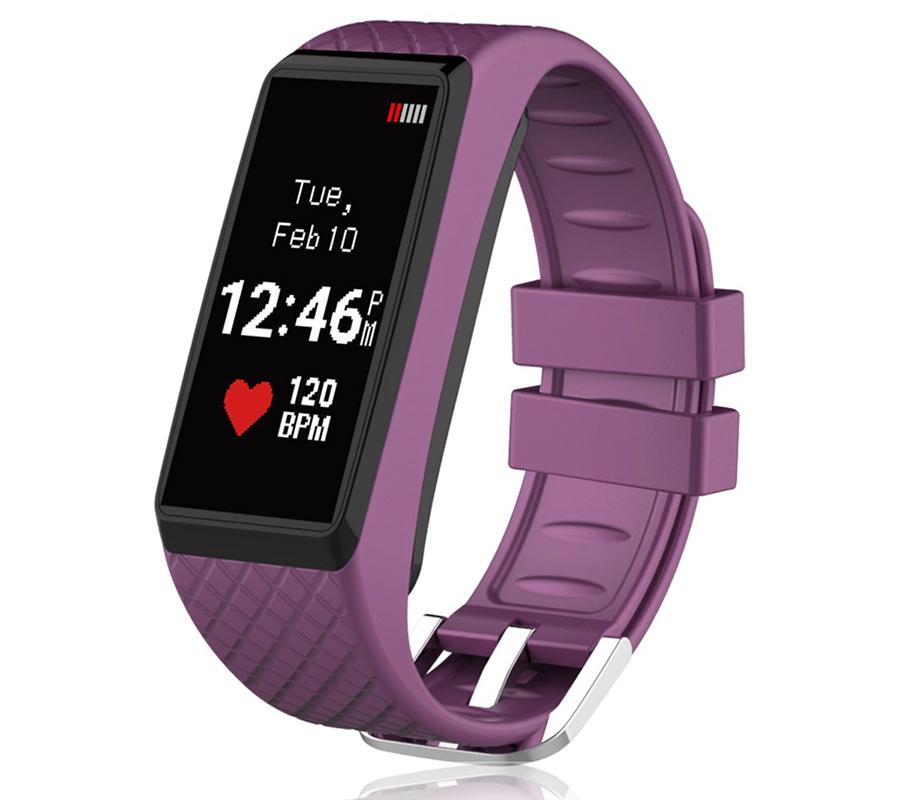 Цена фитнес-трекера INCHOR с цветным OLED-дисплеем