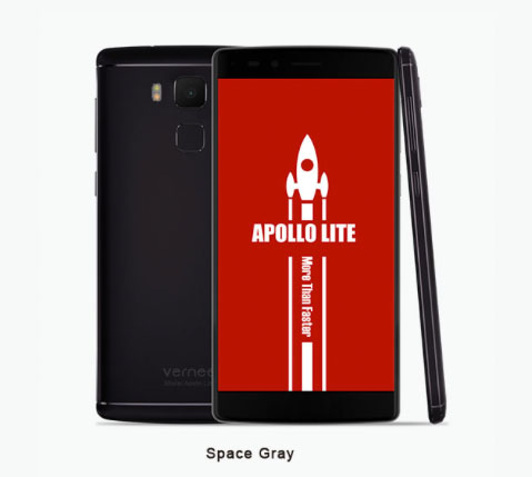 Ченый Vernee Apollo Lite