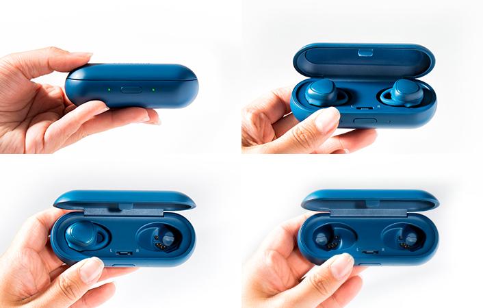 Чехол-аккумулятор для переноски и подзарядки Samsung Gear Icon X