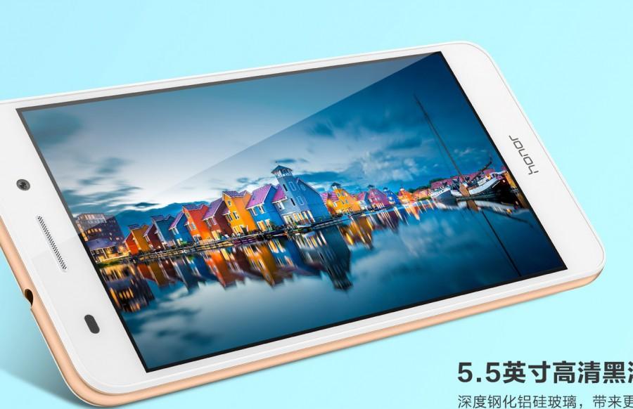 Huawei Honor 5A - новый аппарат за смешные деньги