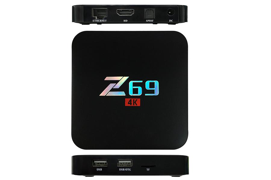 4K ТВ-бокс Z69