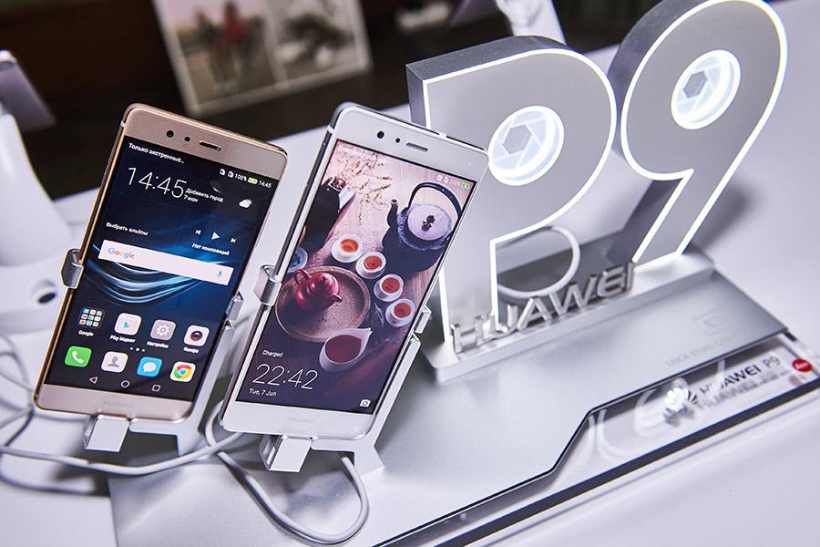Huawei P9, P9 Lite, P9 Plus цена и дата выхода