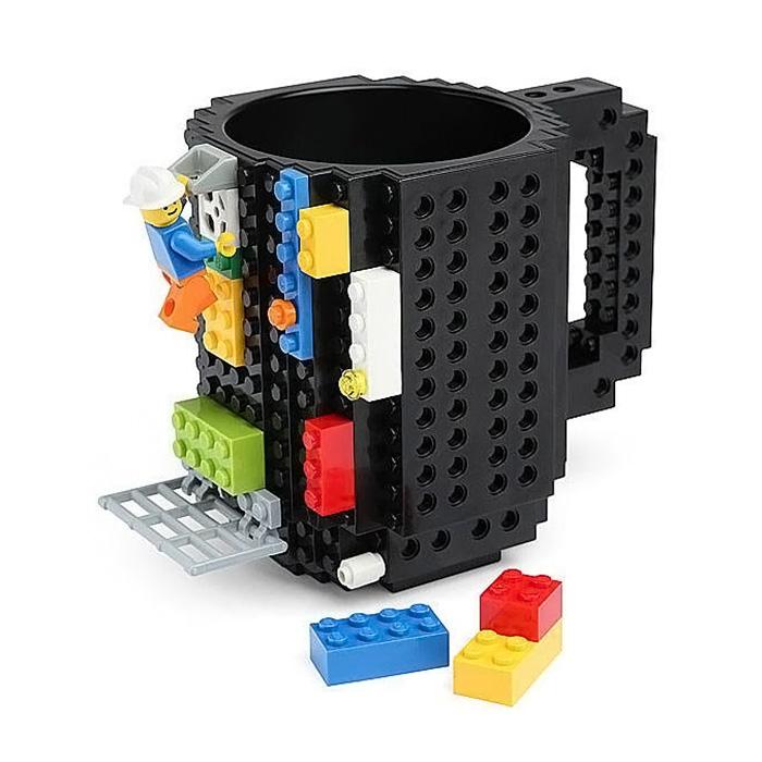Lego-кружка-конструктор