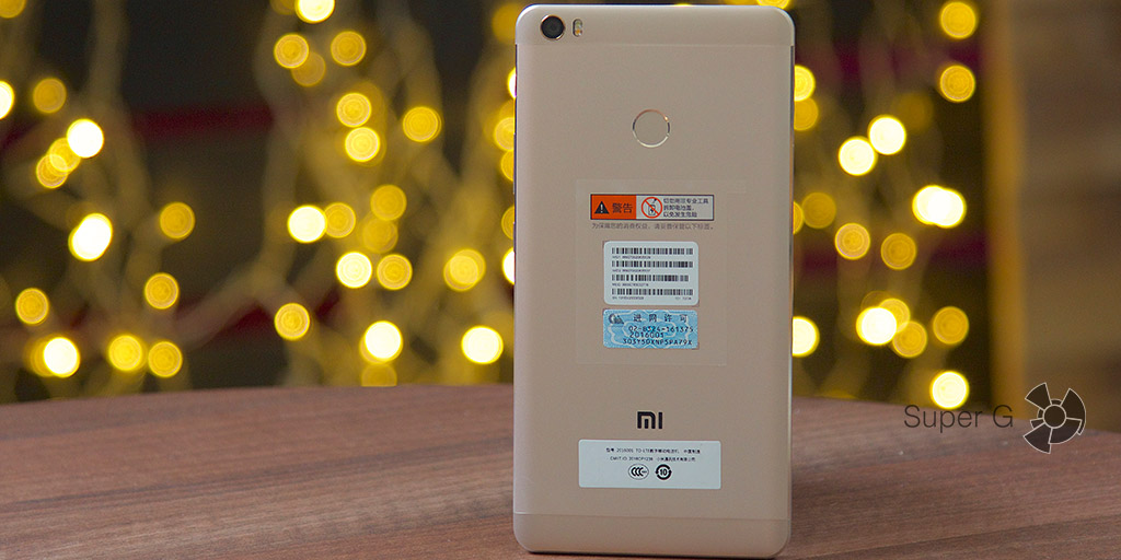 Отзывы о смартфоне Xiaomi Mi Max