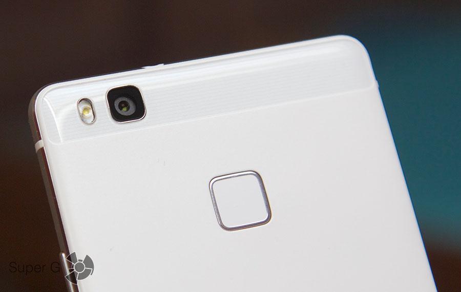 Камера Huawei P9 Lite