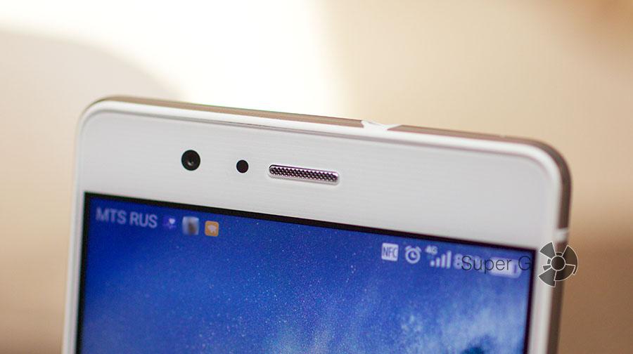 Фронтальная камера Huawei P9 Lite