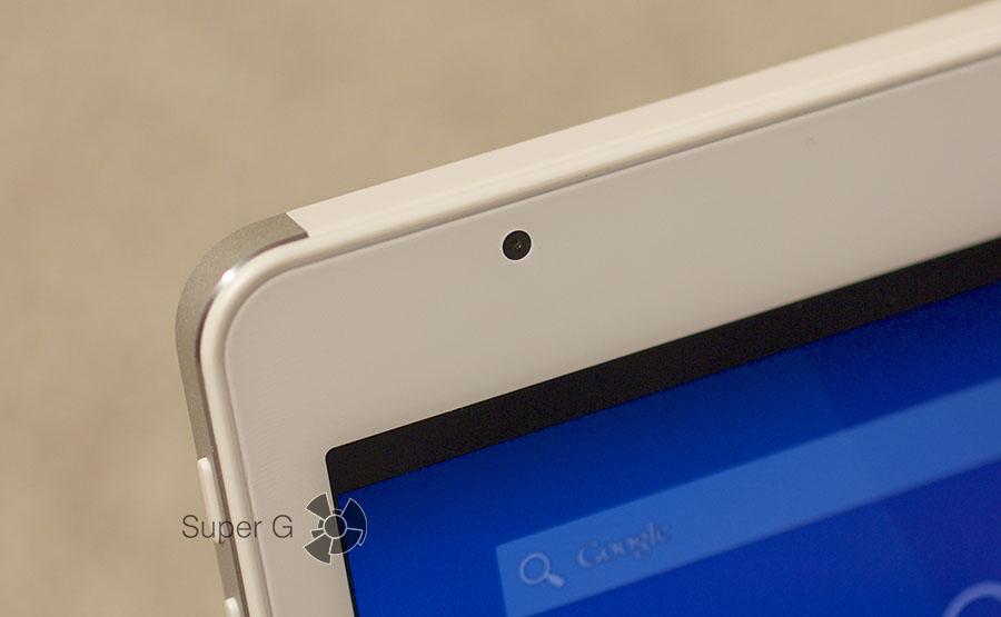 Teclast X98 Plus 3G фронтальная камера и примеры снимков