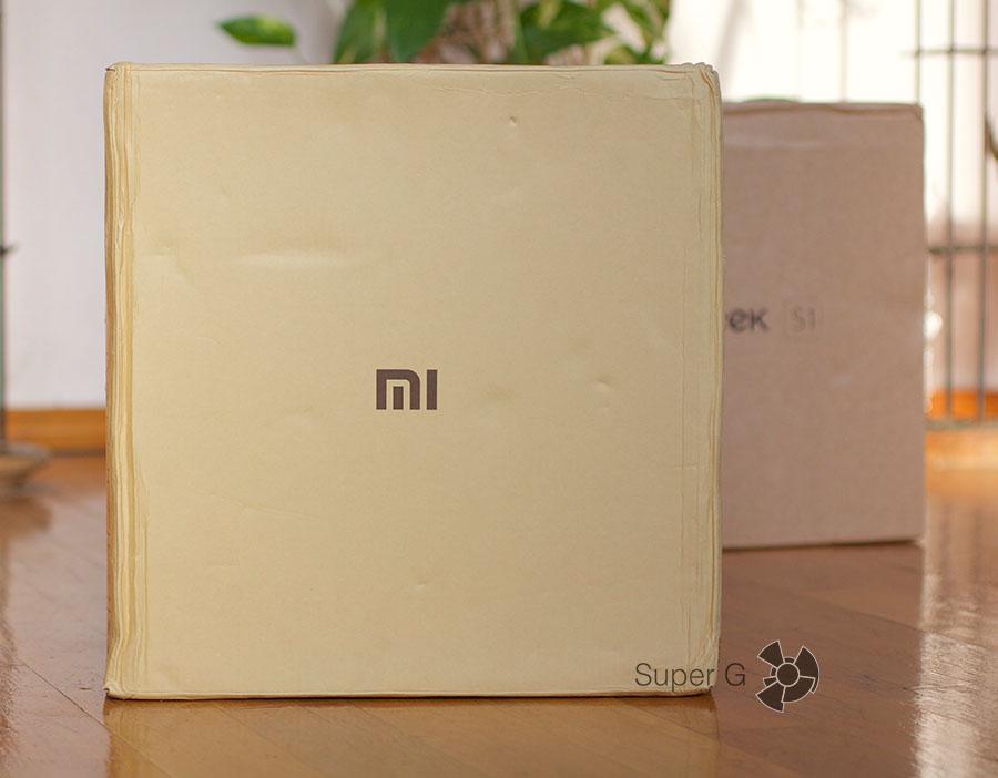 Коробка Xiaomi Mi Smart Scale