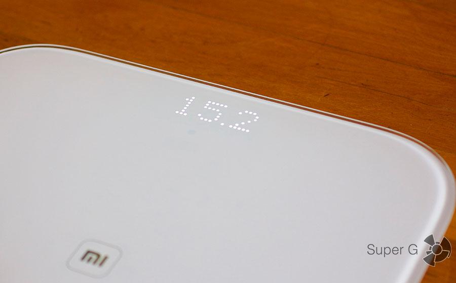 Дисплей Xiaomi Mi Smart Scale
