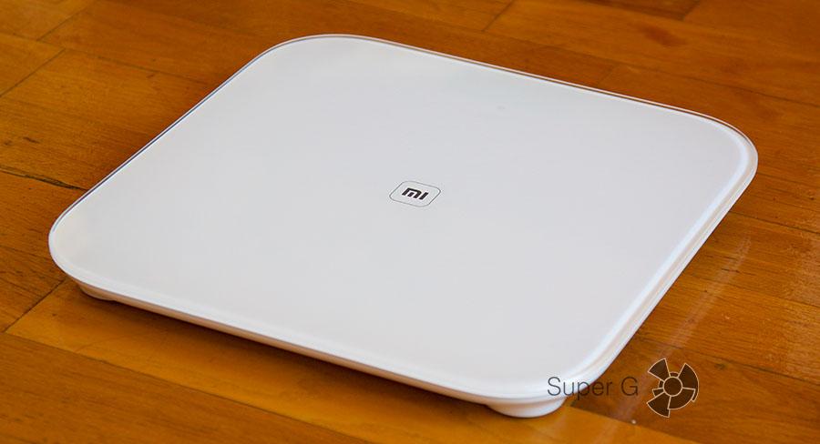 Умные весы Xiaomi Mi Smart Scale обзор