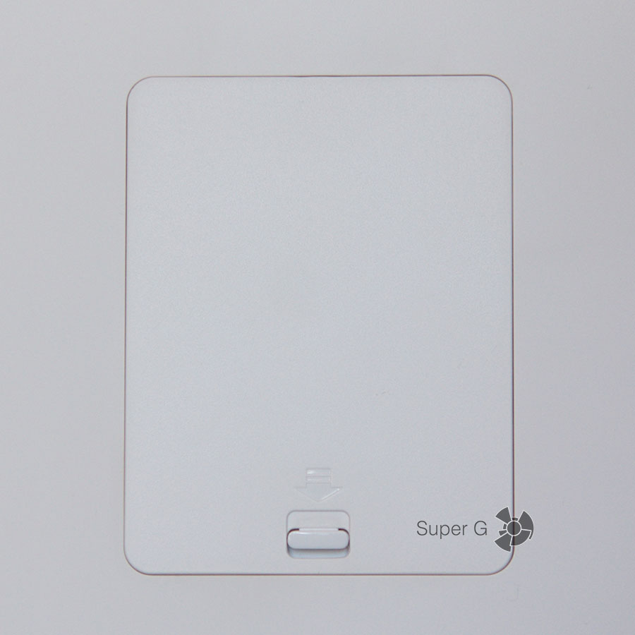 Крышка батарейного отсека в Xiaomi Mi Smart Scale