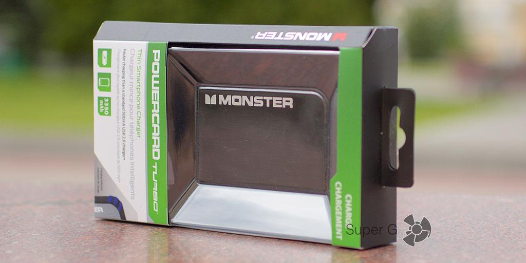 Отзывы о Monster Powercard Turbo