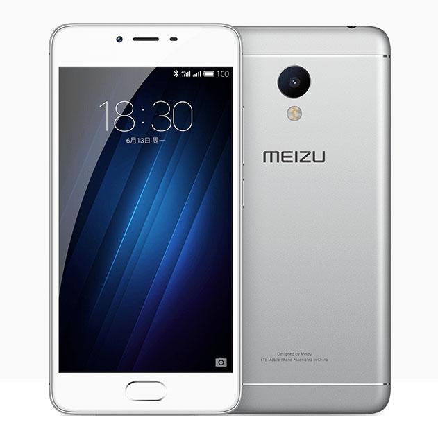 Meizu M3s mini белый или серебристый