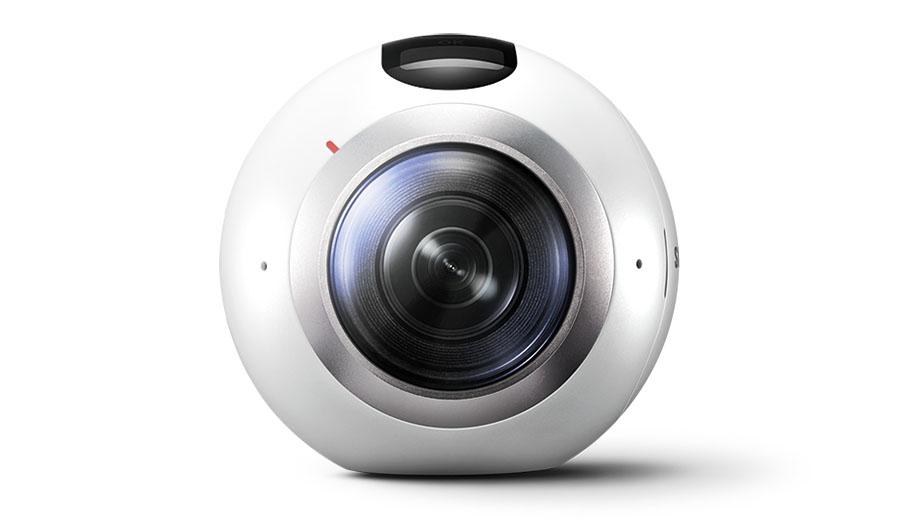 Samsung Gear 360 мини-обзор
