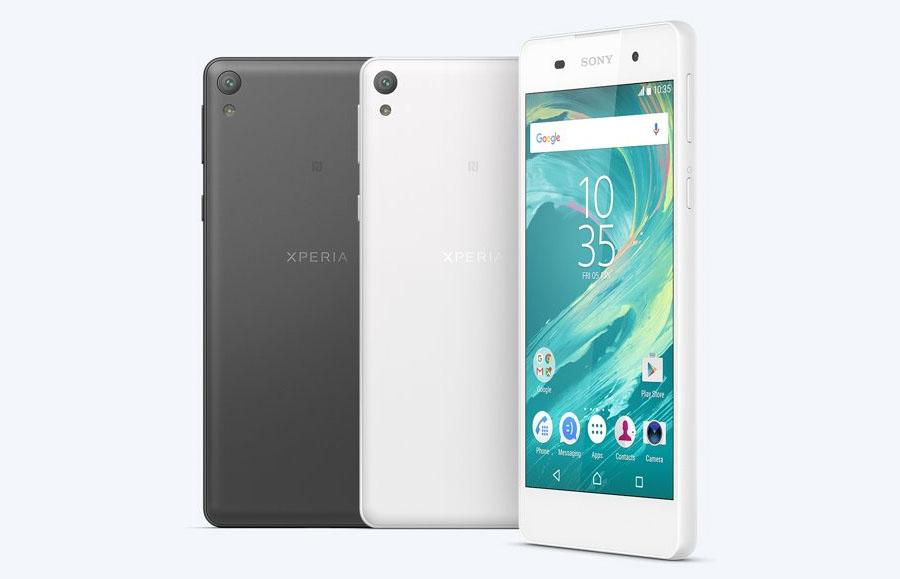 Sony Xperia E5 характеристики, цена