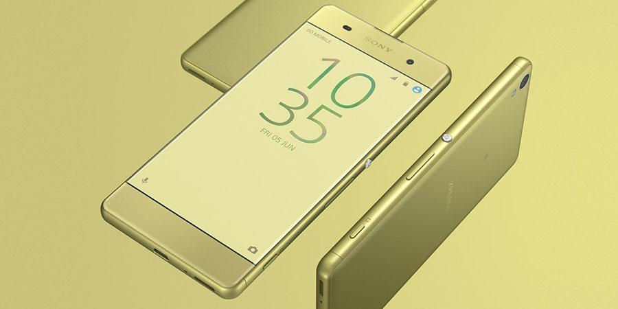 Sony Xperia XА характеристики