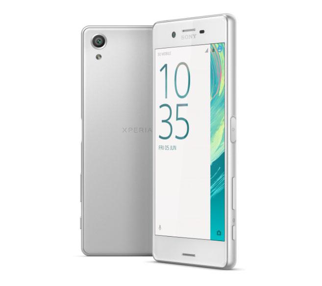 Sony Xperia X белый