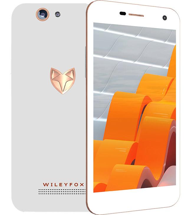 Wileyfox Spark X white