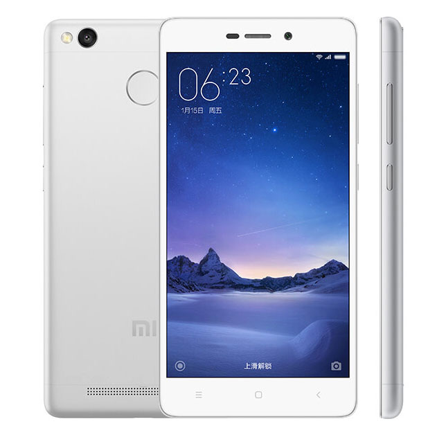 Xiaomi Redmi 3S белый или серебристый