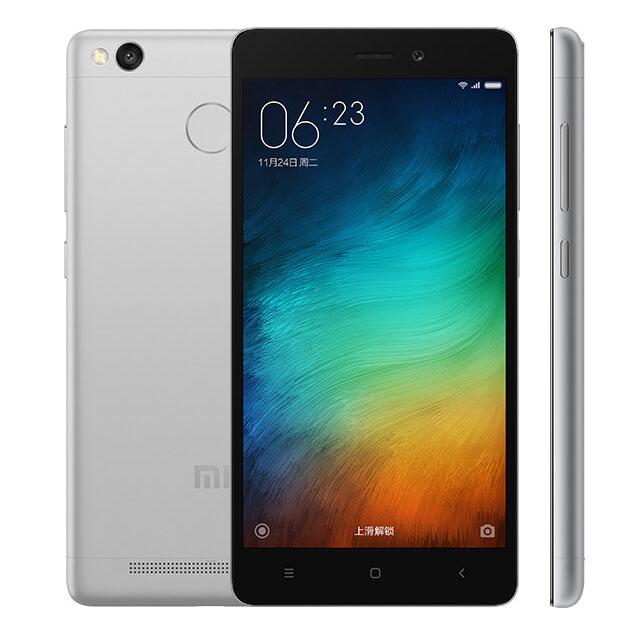 Xiaomi Redmi 3S черный или серый