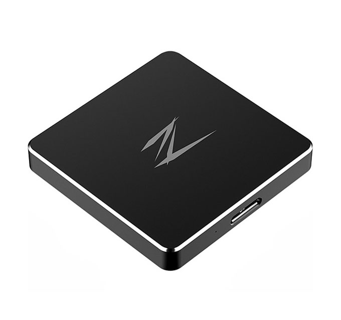 Внешний SSD жесткий диск Netac Z2