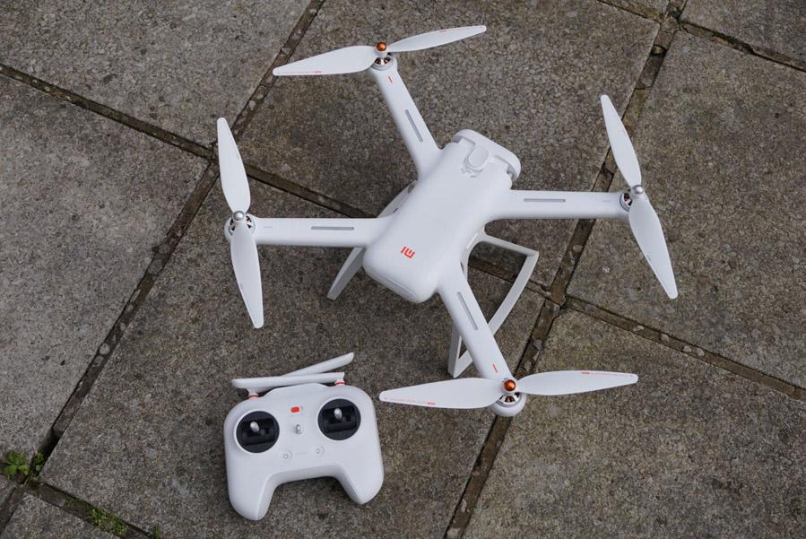 Дизайн Xiaomi Mi Drone