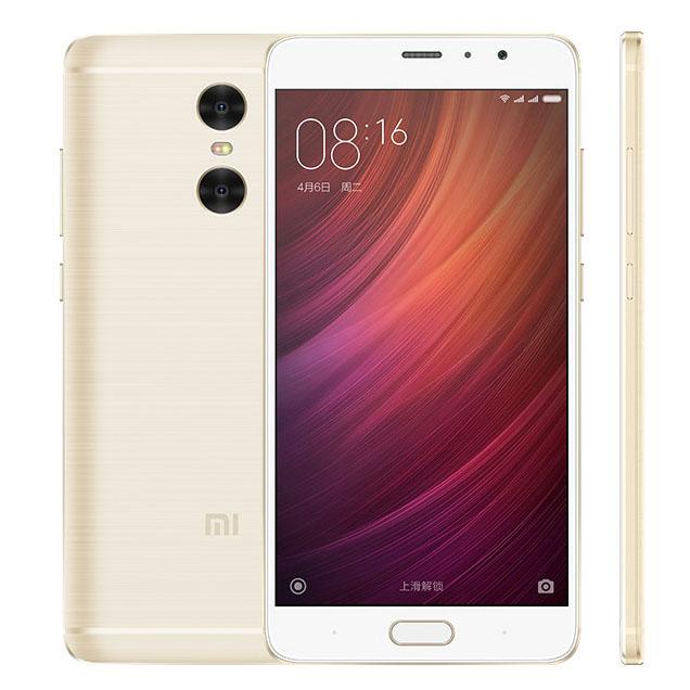 Золотой Xiaomi Redmi Pro
