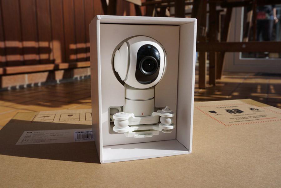 Камера для Xiaomi Mi Drone поставляется в отдельной коробке